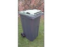 240L wheelie bin - CLACTON ON SEA - CO15 6AJ ** FREE DELIVERY TO CO15 OR CO16