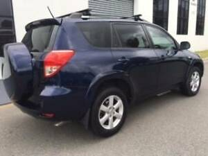 TOYOTA RAV4 CRUISER L AUTOMATIC 4X4, TOP OF THE RANGE !! Woolloongabba Brisbane South West Preview