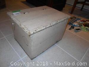 Toy Box And Corgi A