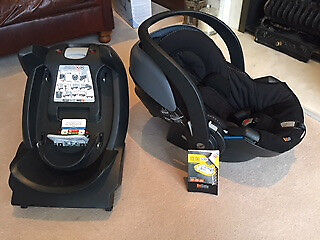 BeSafe iZi Go Infant Car seat and Isofix