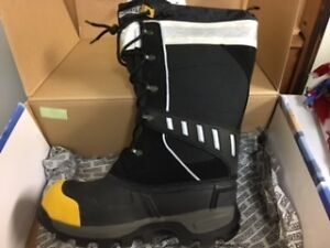 New Winter Work Boots