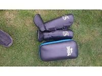 Used Lonsdale Shinguards and pads