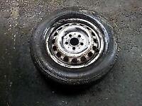 MERCEDES vito 110 cdi 2002year model wheel + tyre 195/70r15c
