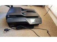 Hp office jet 4620 4 in 1 printer scanner fax and copier
