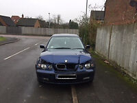 BMW 318 Compact 2003. SOLD AS SEEN!