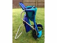 TOMY Snugli Baby Back Carrier. Collect from Amersham, Rickmansworth or Wycombe