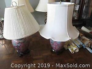 Table Lamps B