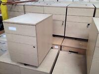 Under Desk Pedstal