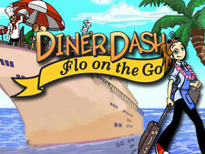 Diner Dash: Flo on the Go (Nintendo DS, 2009)