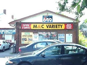 Excellent Location In Multi-Plaza Former Variety Store