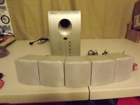 Speakers! Regent Home Theater System