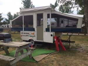 2005 Jayco 808 J Series with Air Conditioner