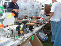 Winches, Rope & Paint at the East Hants Indoor Boat Jumble Sunday 6th Nov