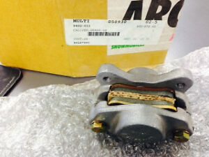 NEW in Box Arctic Cat 0402-011 LH FRT/REAR BRAKE CALIPER W/PADS