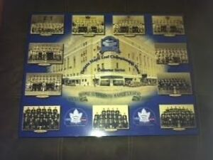Toronto Maple Leafs Collectable Plaque