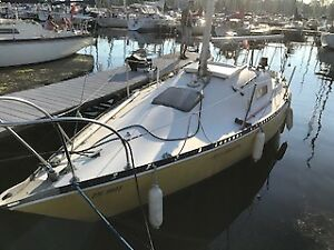 Mirage 24 Sailboat - $1,900