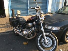 Yamaha Virago XVS 750, Good Daily Runner