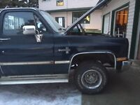 Classic Project Truck - brand new replacement parts