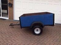car trailer lightweight