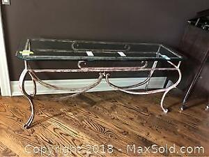 Console Table C