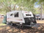 Caravan 2014 A'van Frances with Adventure Pack Bargara Bundaberg City Preview