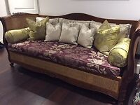 fontainebleau sofa bed by Simon Horn Fine furniture