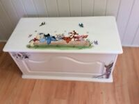 Personalised Childrens Furniture - Toy boxes and chairs waiting for you