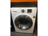 9KG WHITE HOTPOINT WASHING MACHINE