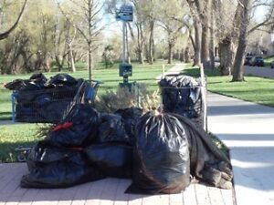 RESIDENTIAL GARBAGE/REJECTED TRASH REMOVAL/HRM