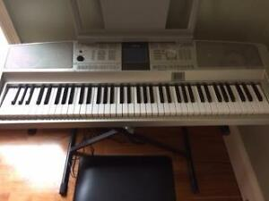 Yamaha Portable Grand Electric Keyboard DGX-305