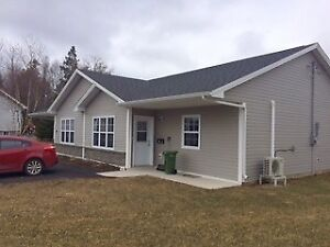 Nearly New 2-Bedroom Duplex for Rent–Immediately Available $1075