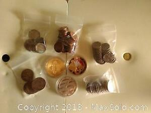 Foreign Currency / Collector Coins C