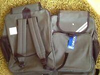 2X Green School Bags