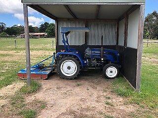Euroleopard 250A Tractor