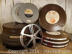 16mm Movie Collection