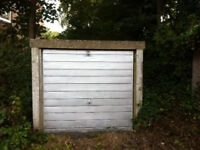 Single Garage for Sale in Cathart area Glasgow!