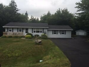 Private acre lot; 3 car garage; many updates!!