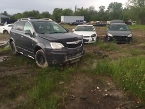 2007  SATURN VUE  PARTING OUT