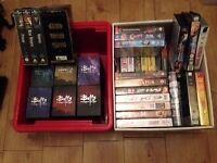 Original VHS Video Tapes