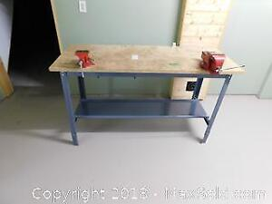Work Bench Table - B