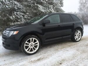 PRICE REDUCED 2010 Ford Edge Sport