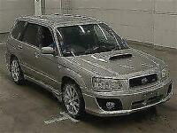 2004 Subaru Forester Sti 6 speed manual SUV Petrol Manual