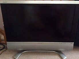 "Sharp Aquos 28"" Non Digital HDMI LED Television"