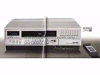 SHARP VC8300HW VCR