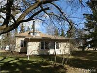 """Attractive 5.71 acres with """"horseshoe""""mature tree lined driveway"""