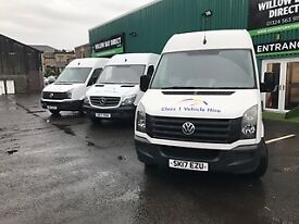 Van and Car Hire from Class 1 Travel - All Vehicles 2017 Models