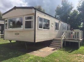 Static Caravan, Golden Sands Holiday Park, Dawlish Warren, Sleeps 6, Self Catering haven, £30pnight