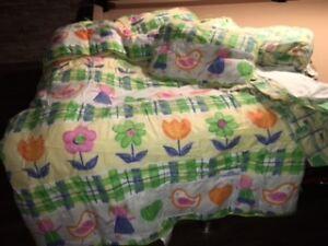 Ensemble complet de literie pour bassinette
