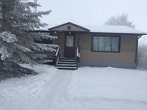 House For Rent Available ASAP.  Vegreville house rent