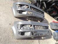 Vw transporter front bumper 2008-2013